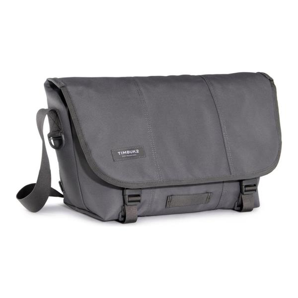 1108-4-2003 CLASSIC MESSENGER BAG M GUNMETAL (TIM10662173) 【 TIMBUK2 】