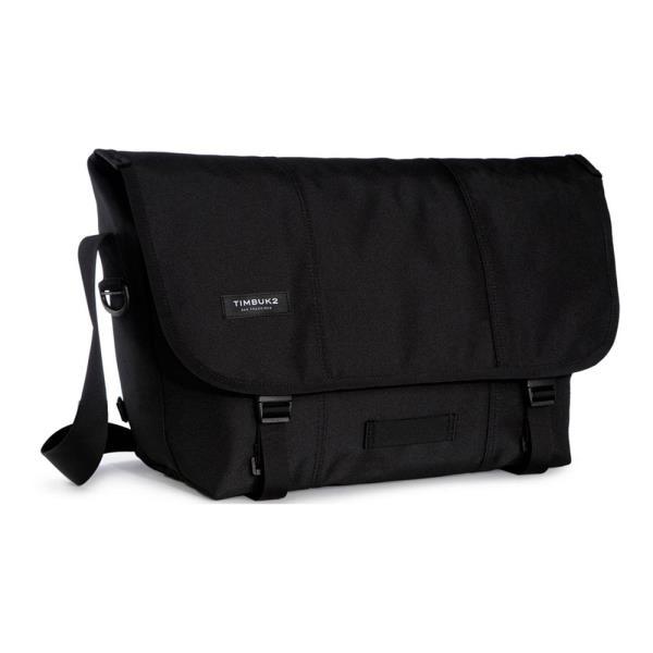1108-6-6114 CLASSIC MESSENGER BAG L JET BLACK (TIM10662187) 【 TIMBUK2 】