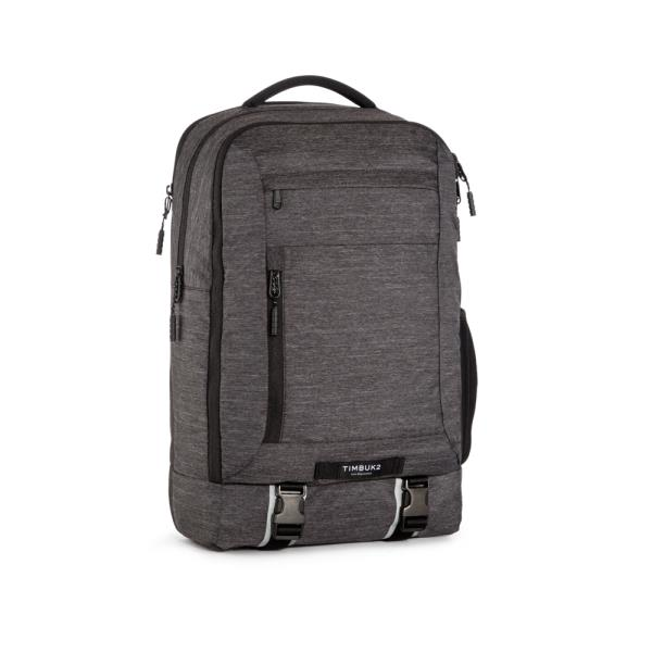 1815-3-1165 THE AUTHORITY PACK JET BLACK STATIC (TIM10662321) 【 TIMBUK2 】