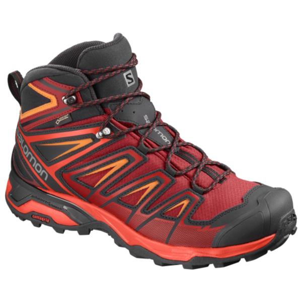X ULTRA 3 MID GORE-TEX(R) RED DAHLIA/CHERRY TOMATO/TANGELO (SAM10663663) 【 サロモン 】