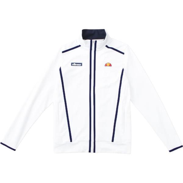 ツアートリコットジャケット ホワイト (ELE10669954) 【 Ellesse 】