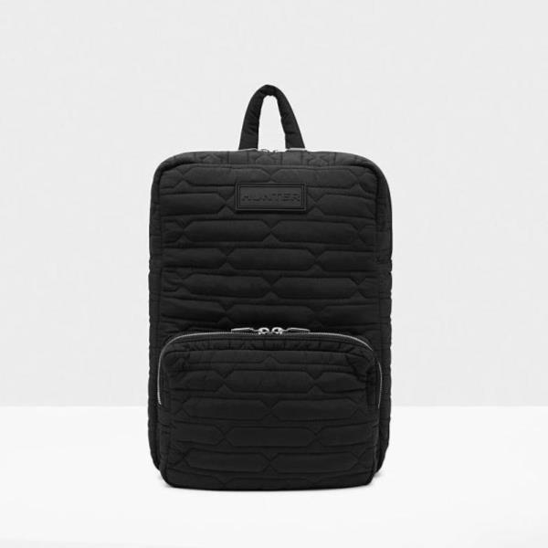 UBB7023KBM-BLK-One ORIGINAL QUILTED BACKPACK BLACK (HUN10673903) 【 ハンター 】