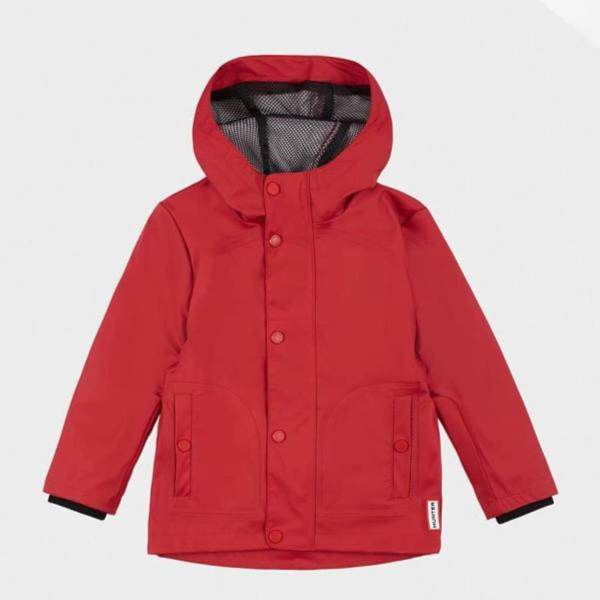 KRO5001WAP-MLR-5 KIDS ORI LW RUBBERISED JACKET MILITARY RED 5 (HUN10673922) 【 ハンター 】