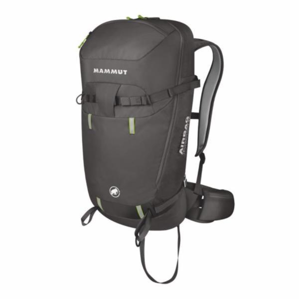2610-01500-0121-30 L Light Removable Airbag 3.0 graphite 30 L (MAT10677108) 【 MAMMUT 】【QCA04】