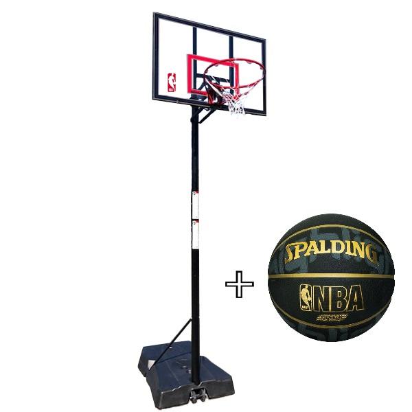 バスケットボール バスケットゴール セット GOLD HIGHLIGHT (SP10684182) 【 バスケットゴール 】