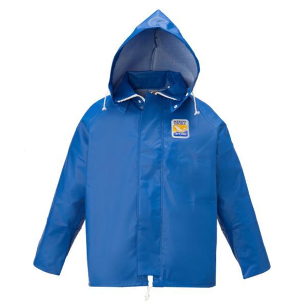 カッパ メンズ レインウェア メンズ ジャケット メンズ #12020157 マリンエクセル ジャンパー ブルー 5L【HN】【QCA25】