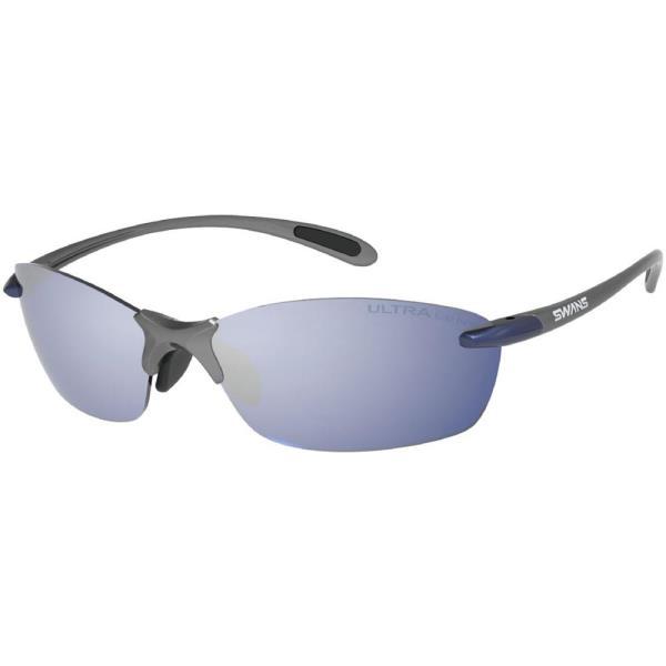 サングラス スポーツ サングラス 軽い サングラス メンズ SALF0767-BLGM SALF-0767 Airless-Leaf fit マットガンメタリック/【SWS】【QCA04】