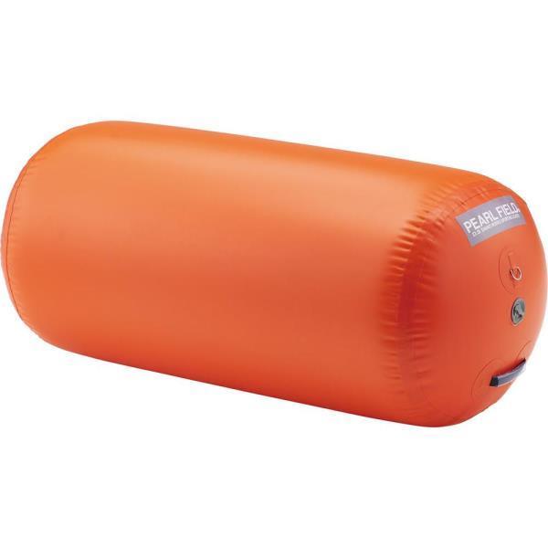 エアーボール 体操 ストレッチ D-7197 エアーロール65(オレンジ)D-7197 特殊送料:ランク【F】【DAN】【QCA04】