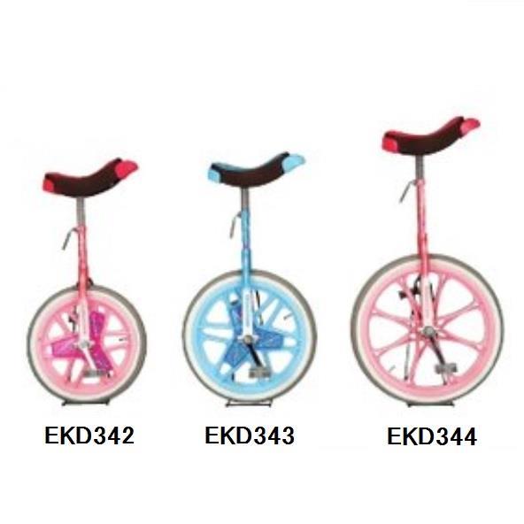 一輪車 一輪車 ピンク 一輪車 ブルー 一輪車(エアタイヤ)18【ENW】