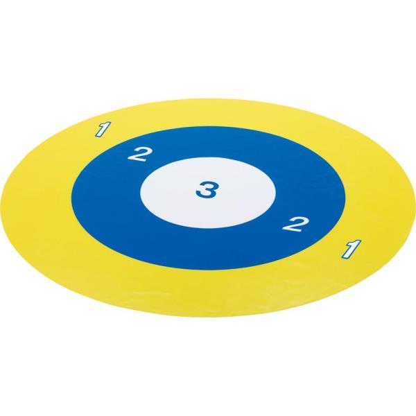 ボッチャ ボッチャ マット ETE033 ボッチャボール用ターゲットマットETE033 特殊送料:ランク【C】【ENW】【QBJ38】