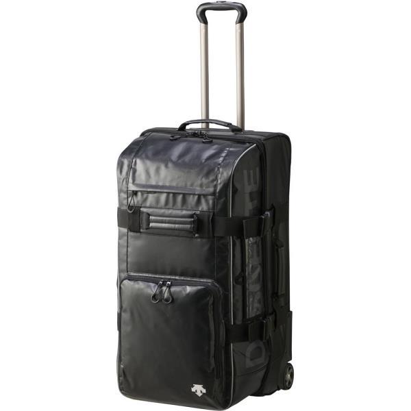 スーツケース キャリーケース バッグ DMC8803-BLK キャスターバッグL ブラック【DES】【QCA25】
