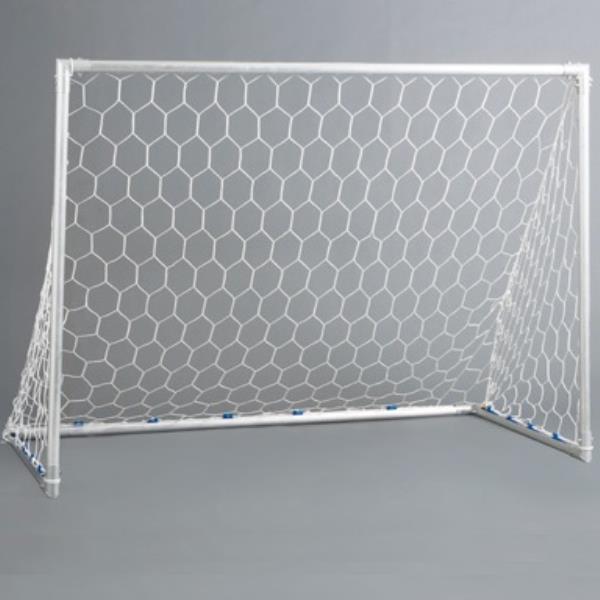 ゴール サッカー ミニゴール 体育用品 S-0741 アルミミニゴール 45DX (2×1.5)送料ランク【C】【SWT】【QCA04】