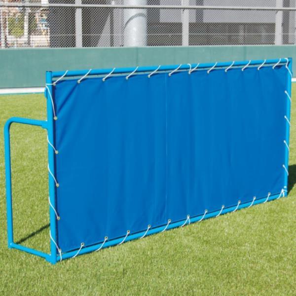 野球 フェンス 外野 ネット 体育用品 S-4958 外野フェンスW2.5m アルミ送料ランク【G】【SWT】