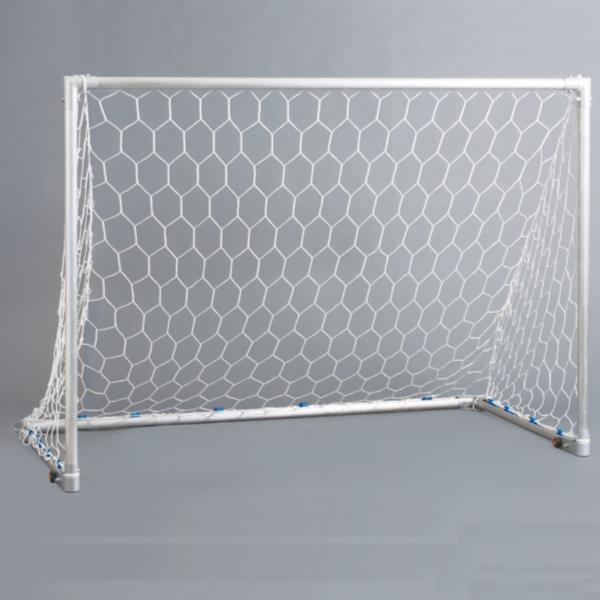 ゴール サッカー ミニゴール 体育用品 S-0740 アルミミニゴール 45DX (3×2) 折タタミ式 屋外用送料【お見積】【SWT】【QCA04】