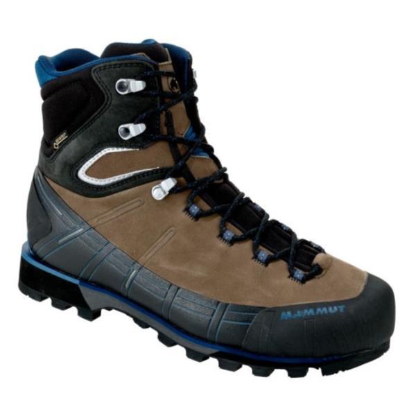 トレッキングシューズ メンズ 登山靴 メンズ 登山ブーツ メンズ KENTO HIGH GTX MEN BARK-BLACK【MAT】【QCA04】