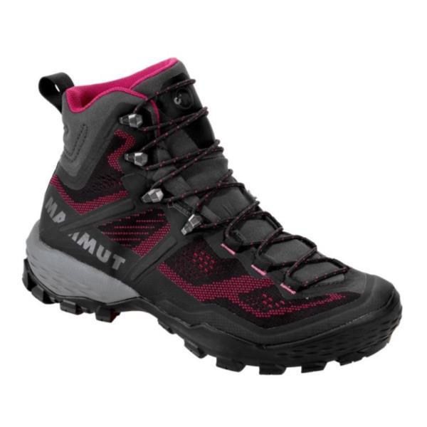 トレッキングシューズ レディース 登山靴 レディース 登山ブーツ レディース DUCAN HIGH GTX WOMEN PHANTOM-DARK PINK【MAT】【QCA04】