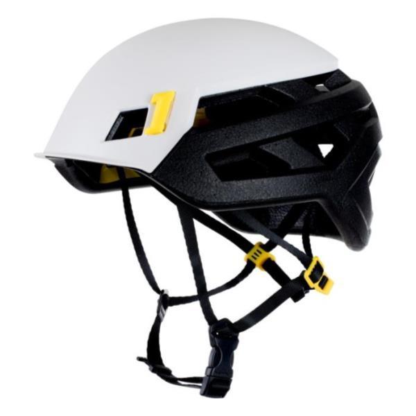 ヘルメット クライミング トレッキング WALL RIDER MIPS WHITE【MAT】【QCA04】