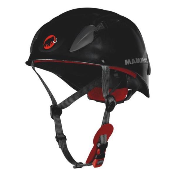 ヘルメット クライミング トレッキング 2030-00240-0052 SKYWALKER 2 BLACK-BLACK 【MAT】【QCA04】