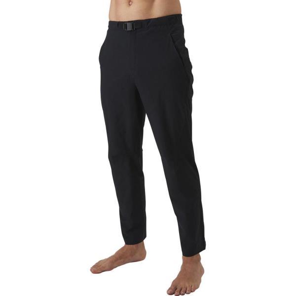 パンツ メンズ ジャージ メンズ 長ズボン メンズ ウーブンパンツ ブラック【ARN】【QCA25】