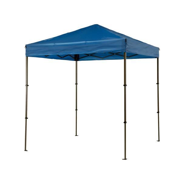 テント 大型 テント ワンタッチ バーベキューテント BDK-125 BUNDOK ワンアクションタープ アルミコンパクト 200【KA】【QCA25】