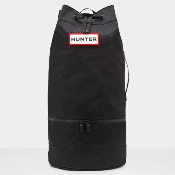 ブーツバッグ リュックサック リュック 鞄 かばん カバン バッグ ハンター UBB1102KBM-BLK ORIGINAL NYLON DUFFLE BLACK ( HUN10782248 ) 【 ハンター 】【QCA04】