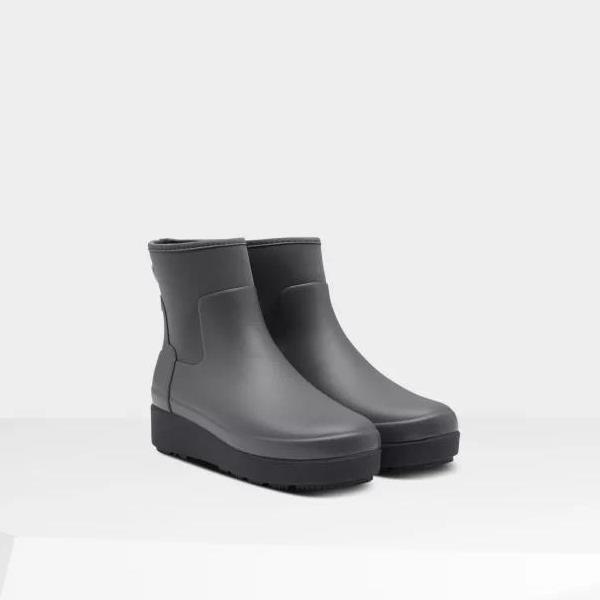 長靴 ブーツ レインブーツ レインシューズ 防水 雨具 ハンター レディース WFS2046NRE W REFINED CREEPER NEO CHELSEA STRATUS ( HUN 10789952 ) 【 ハンター 】【QCA04】