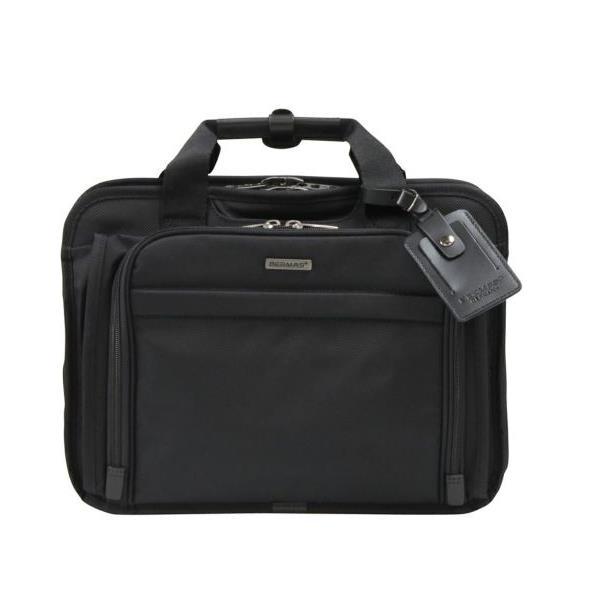 ビジネスバッグ ショルダーバッグ 60432 60432 BM FG+ ブリーフ39 2層 ブラック【BMS】【QCA25】