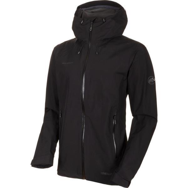 ジャケット メンズ パーカー メンズ ウィンドウェア メンズ Convey Tour HS Hooded Jacket AF Men BLACK 【MAT】【QCA04】