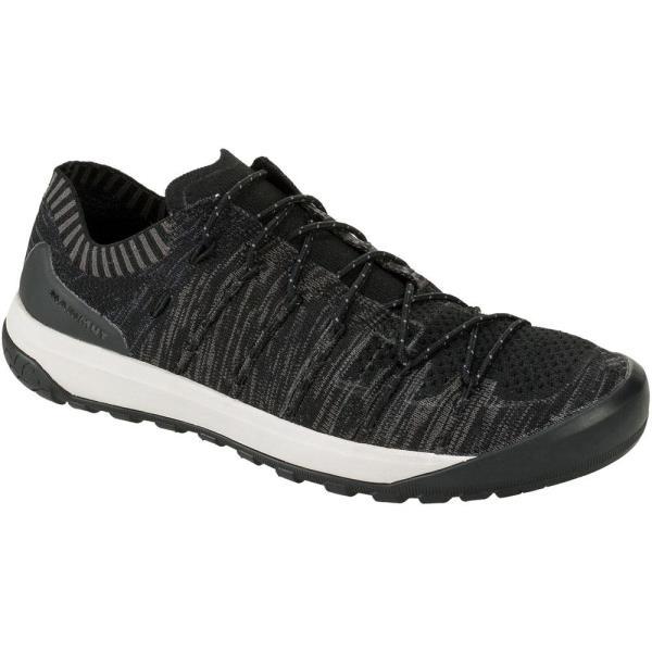 トレッキングシューズ メンズ 登山靴 メンズ 3020-06190 Hueco Knit Low Men BLACK-TITANI 【MAT】【QCA04】