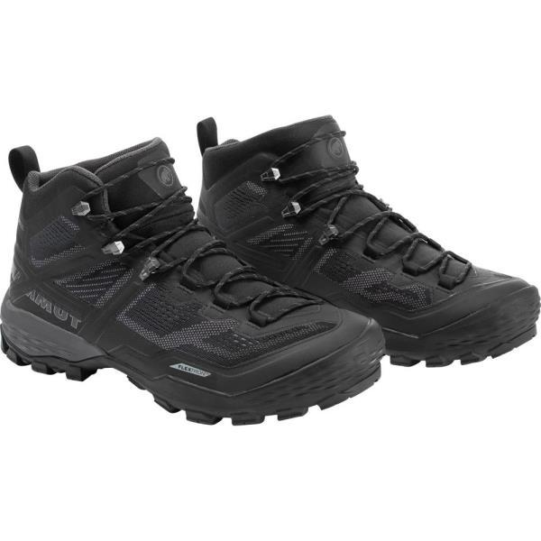 トレッキングシューズ メンズ 登山靴 メンズ 3030-03540 Ducan Mid GTX Men BLACK-DARK T 【MAT】【QCA04】