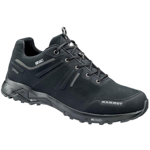 トレッキングシューズ メンズ 登山靴 メンズ 3040-00710A Ultimate Pro Low GTX Men BLACK-BLACK 【MAT】【QCA04】