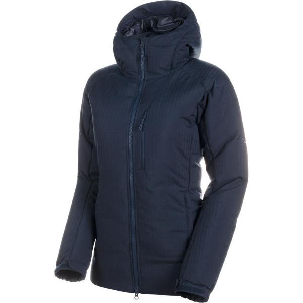 ジャケット レディース パーカー レディース ウィンドウェア レディース Whitehorn Pro IN Hooded Jacket AF Women PEACOAT 【MAT】【QCA04】