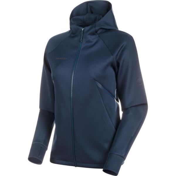 ジャケット レディース パーカー レディース ウィンドウェア レディース Avers ML Hooded Jacket AF Women PEACOAT 【MAT】【QCA04】