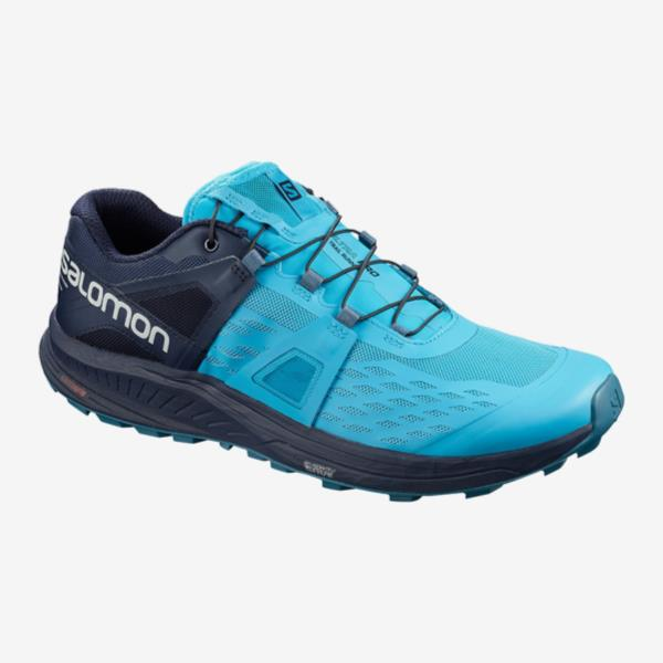 HAWAIIAN 靴 /PRO BLUE OCEAN/NAVY 【SAM】【QCA41】 ULTRA ランニングシューズ メンズ BLAZER/MALLARD メンズ メンズ スニーカー