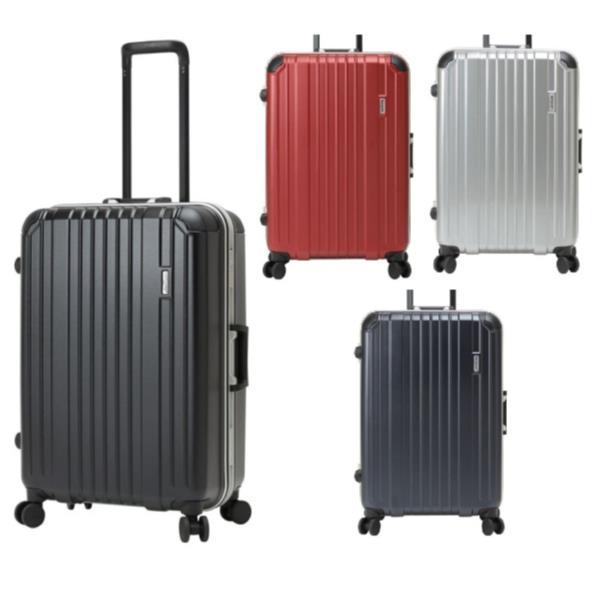 日本人気超絶の スーツケース キャリーケース キャリーバッグ HERITAGE フレーム61C 【BMS】【QCA41】, Eterille c02ccd40