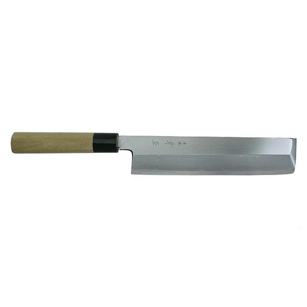 関兼常 包丁 関兼常 薄刃 和包丁 G-19 本匠 兼正 Gシリーズ 霞研 水牛口付 朴柄 和包丁 薄刃 【SKT】【QCA25】