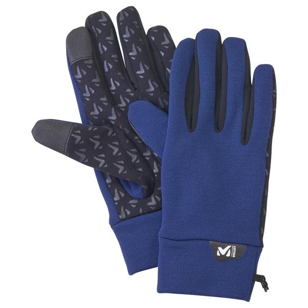 グローブ 手袋 メンズ MIV01468 0194 L WARM STRETCH TREK GLOVE NAVY LJSMpzSUMV