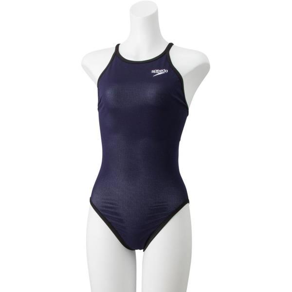 水着 レディース 競泳水着 レディース スクール水着 レディース リバーシブルターンズスーツ ネイビーB 【JSS】