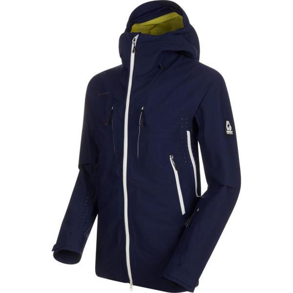 マムート ジャケット メンズ パーカー メンズ ジャケット メンズ パーカー メンズ ウィンドウェア メンズ SOTA HS Hooded Jacket Men PEACOAT 【MAT】
