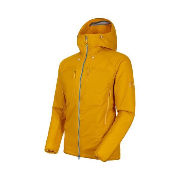 ジャケット メンズ パーカー メンズ ウィンドウェア メンズ Rime IN Flex Hooded Jacket AF Men GOLDEN 【MAT】