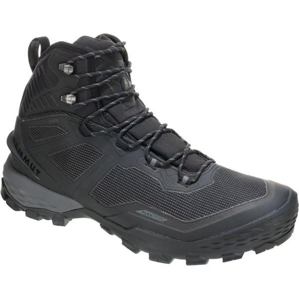 トレッキングシューズ メンズ 登山靴 メンズ 3030-03890 Ducan Pro High GTX Men BLACK-TITANI 【MAT】