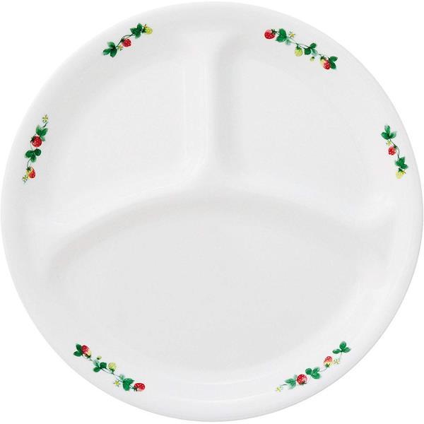皿 シンプル 皿 白 白い皿 CP-9305 コレールSWT ランチ皿(大)J310  【AP】