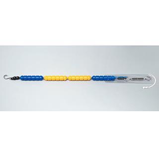【法人限定】 コースロープ プール 体育用品 やわらかいコースロープ50C B-2823 特殊送料【ランク:9】 【TOL】 【QCA25】