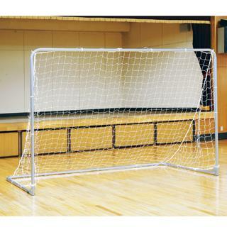 【法人限定】 ゴール フットサル 体育用品 スポーツ用品 室内アルミフットサルゴール40 B-2827 特殊送料【ランク:15】 【TOL】 【QCA25】