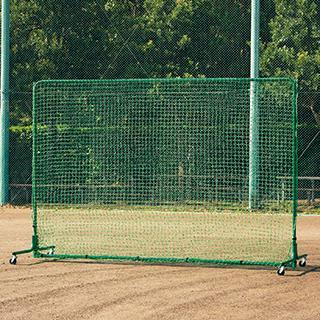 【法人限定】 フェンス ネット 防球フェンス 防球フェンスW2×3DX-C B-2831 特殊送料【ランク:8】 【TOL】 【QCA25】