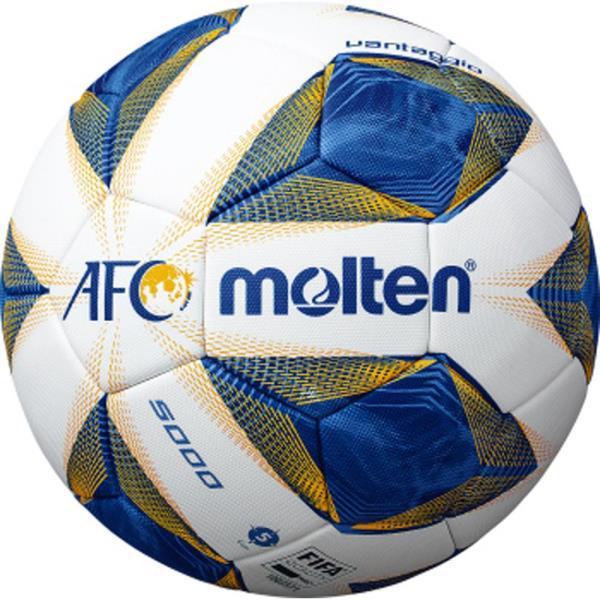 サッカーボール 5号球 ボール サッカー F5A5000 F5A5000-A AFC 試合球 5号 【MTN】
