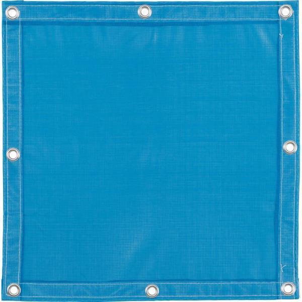 防風ネット 防砂ネット D-6901 防風・防砂ネット(ブルー/1.8x5.1m) D-6901B 特殊送料【ランク:FF】 【DAN】 【QCA04】