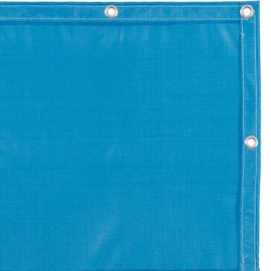 防風ネット 防砂ネット D-6902 防風・防砂ネット(ブルー/1.8x10m) D-6902B 特殊送料【ランク:FF】 【DAN】 【QCA04】