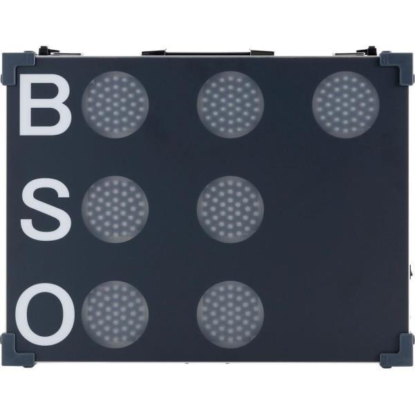 野球 カウンターボード BSOカウンター カウントボード BSOボードDX D-7321 特殊送料【ランク:D】 【DAN】 【QCA25】