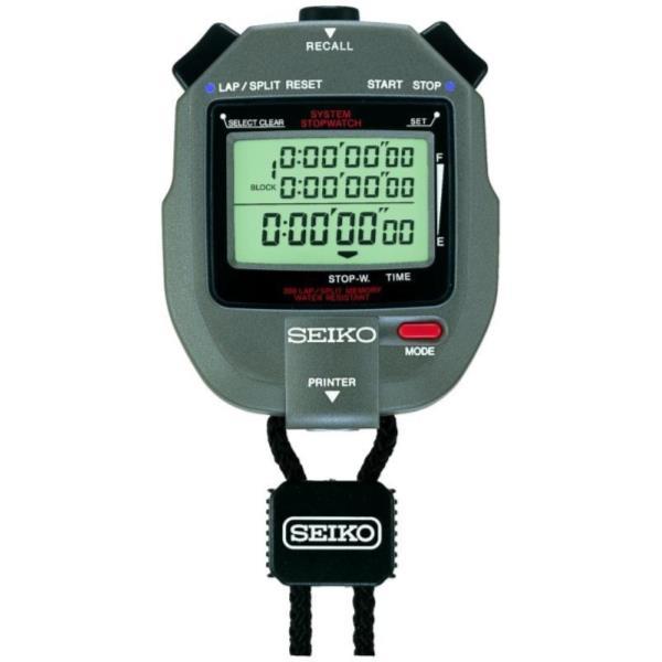 ストップウォッチ タイマー タイムウォッチ EGC302 システムストップウォッチSVAS011 【ENW】